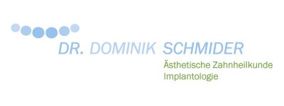 Zahnartpraxis Schmider in Herrenberg Logo